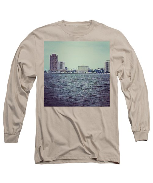 City Across The Sea Long Sleeve T-Shirt