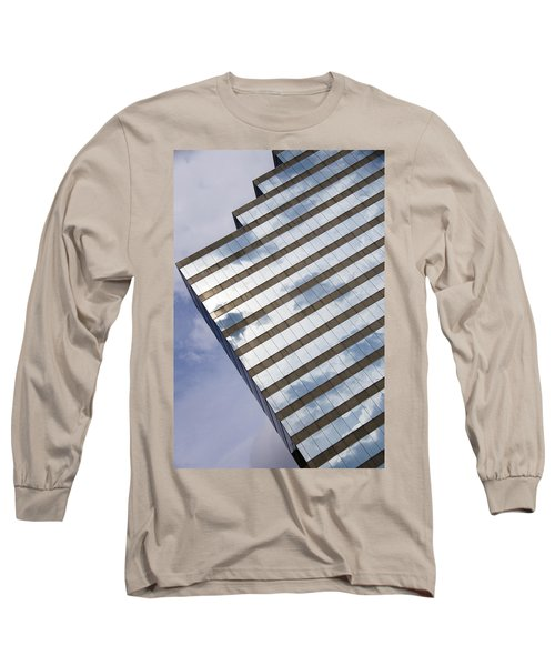 City Cloudscape Long Sleeve T-Shirt