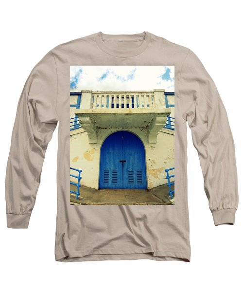 City Island Bath House Long Sleeve T-Shirt