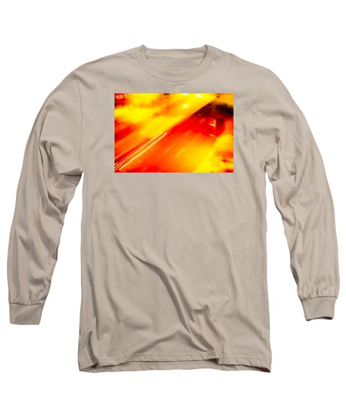 City Lights 1 Long Sleeve T-Shirt