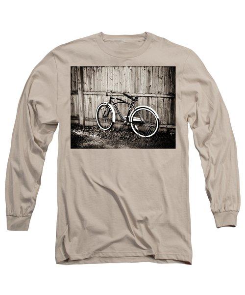 Classic Ride Long Sleeve T-Shirt by Sara Frank