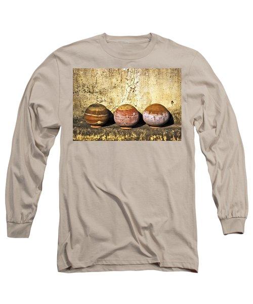 Clay Pots Long Sleeve T-Shirt