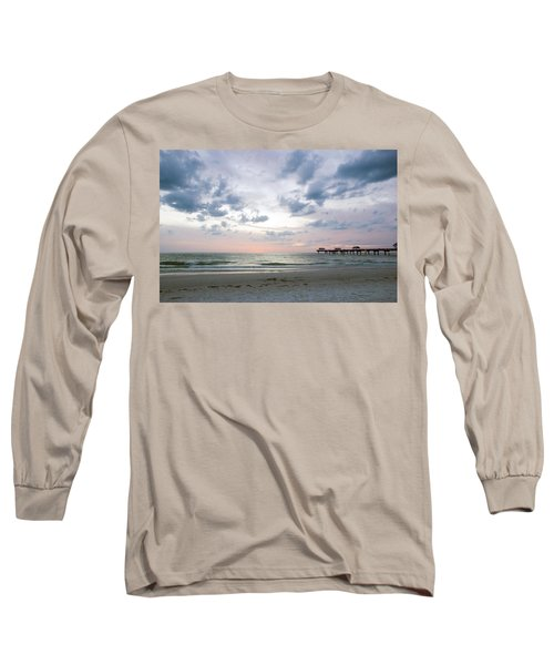 Clearwater Fishing Pier Long Sleeve T-Shirt