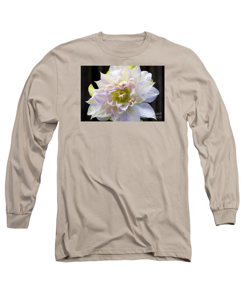 Clematis 'belle Of Woking' Long Sleeve T-Shirt