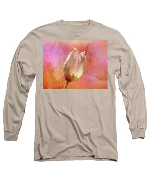 Clematis Opening Long Sleeve T-Shirt