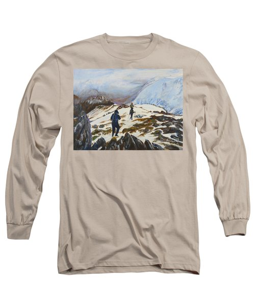 Climbers - Painting Long Sleeve T-Shirt