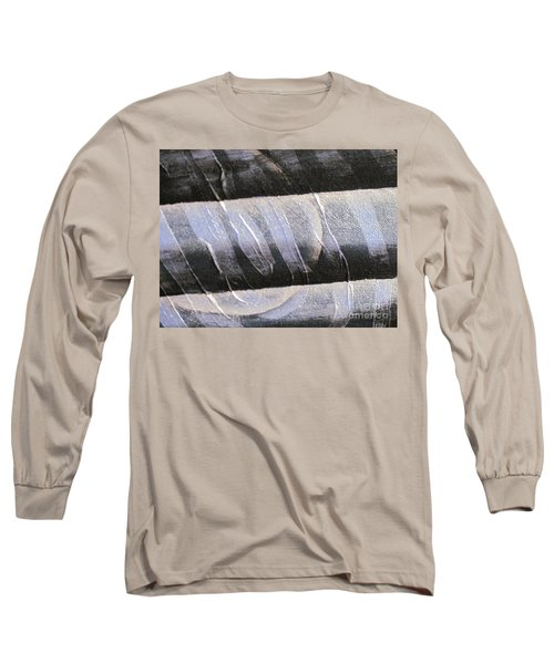 Clipart 005 Long Sleeve T-Shirt by Luke Galutia
