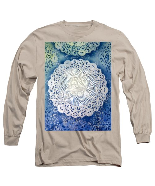 Clipart 010 Long Sleeve T-Shirt by Luke Galutia