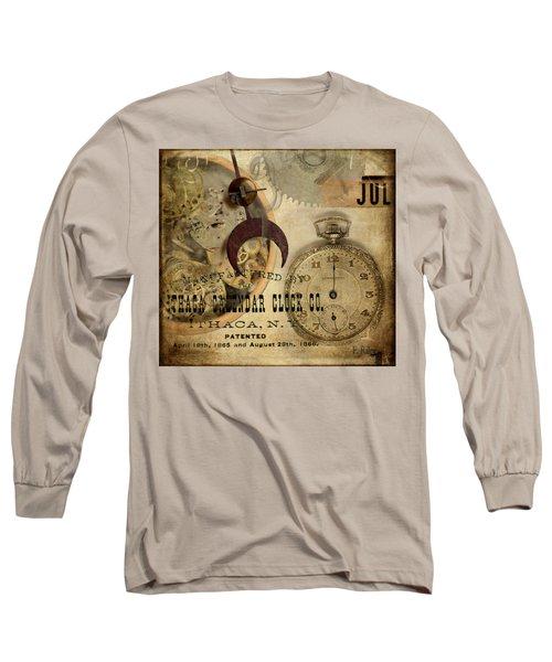 Clockworks Long Sleeve T-Shirt
