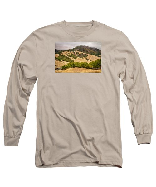 Coast Hills Long Sleeve T-Shirt by Alice Cahill