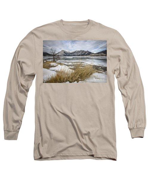 Cold Landscapes Long Sleeve T-Shirt