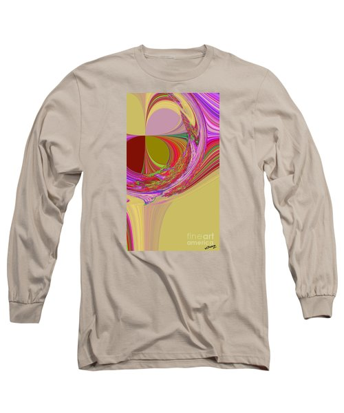 Color Symphony Long Sleeve T-Shirt