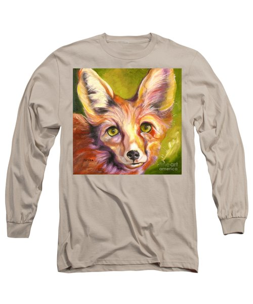 Colorado Fox Long Sleeve T-Shirt