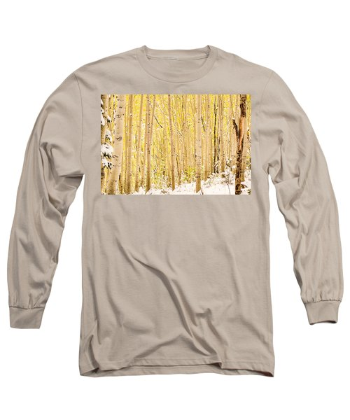 Colored Pencils Long Sleeve T-Shirt