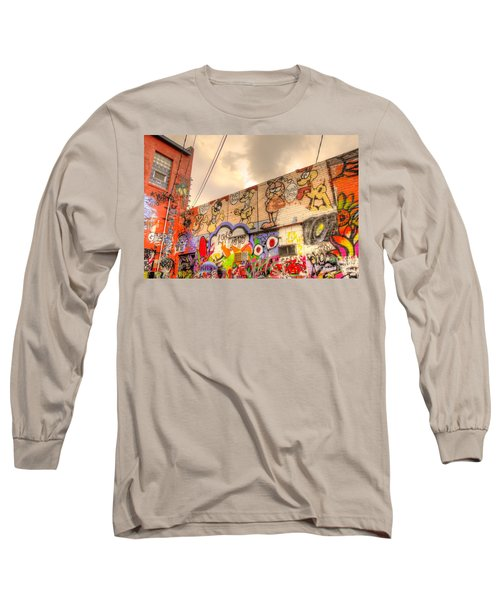 Comical Relief Long Sleeve T-Shirt
