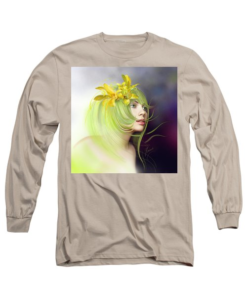 Coming Of Spring Long Sleeve T-Shirt