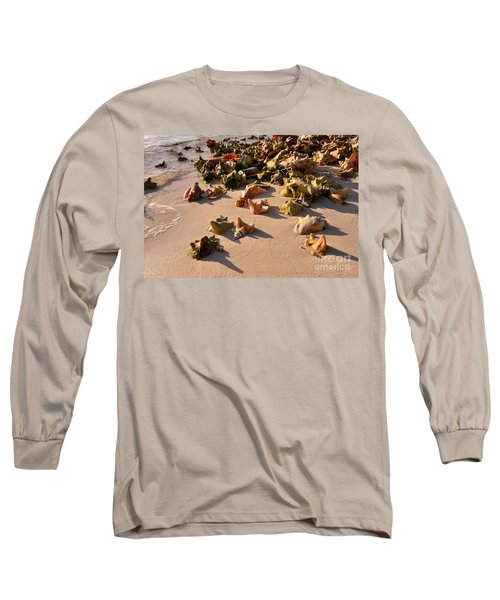 Conch Collection Long Sleeve T-Shirt