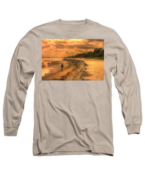 Soul Search Long Sleeve T-Shirt