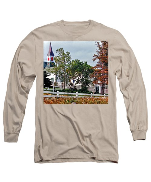 Convergence  Long Sleeve T-Shirt by Lydia Holly