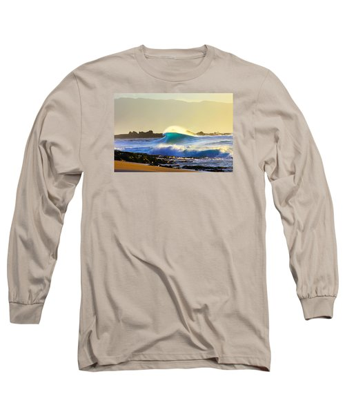 Cool Curl Long Sleeve T-Shirt