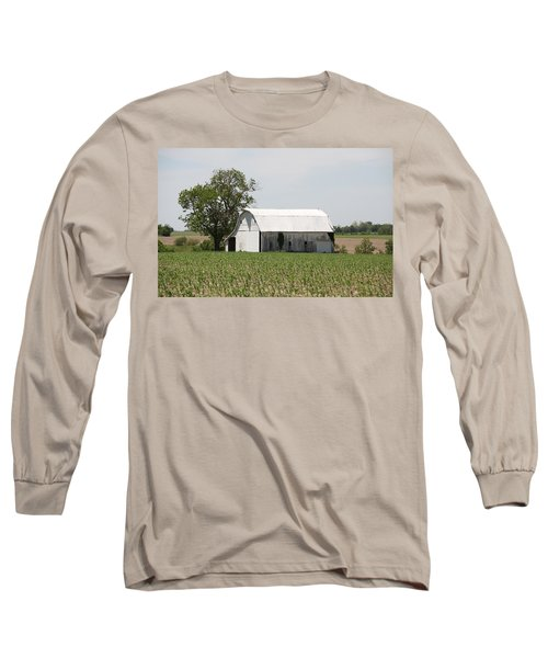 Corn Field Long Sleeve T-Shirt