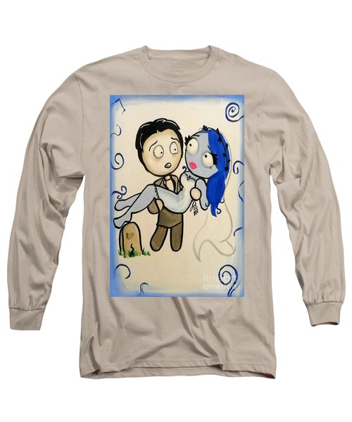 Corpse Bride Long Sleeve T-Shirt