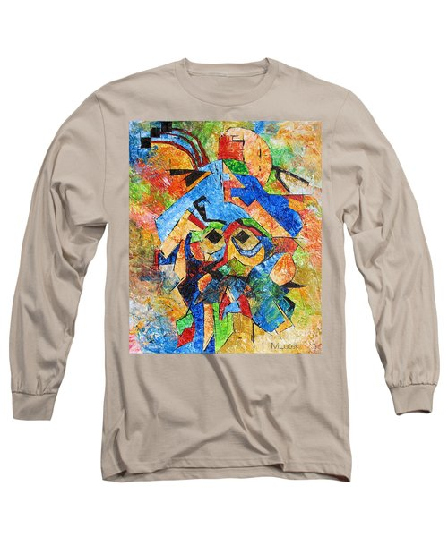 Cortes 748 - Marucii Long Sleeve T-Shirt