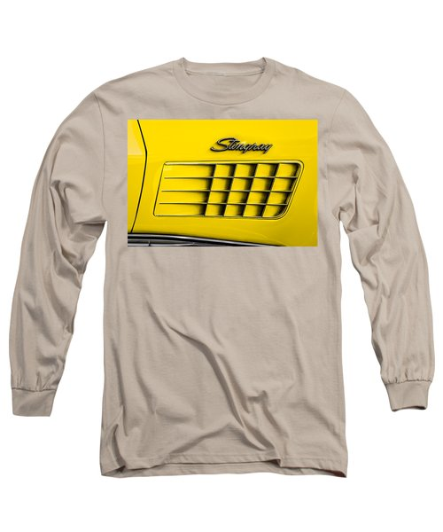 Corvette Gills Long Sleeve T-Shirt