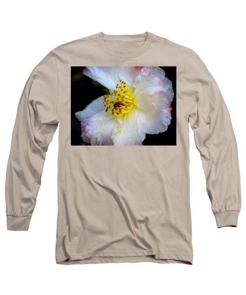 Long Sleeve T-Shirt featuring the photograph Cotton Candy by Greg Simmons