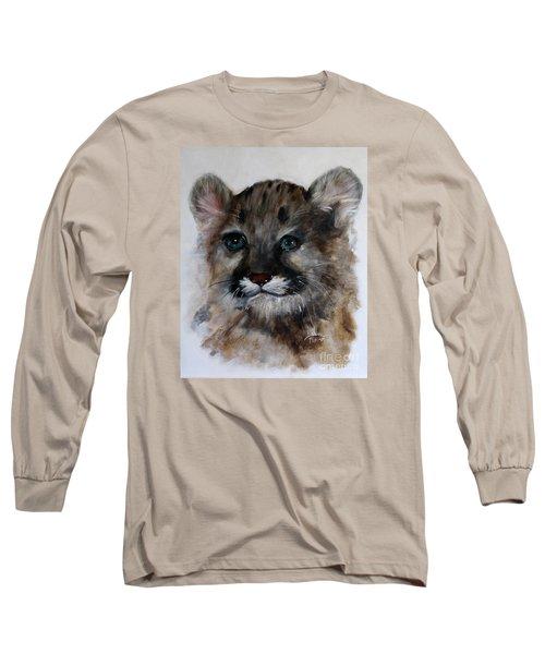 Antares - Cougar Cub Long Sleeve T-Shirt by Barbie Batson