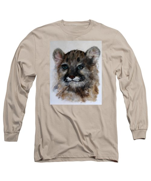 Antares - Cougar Cub Long Sleeve T-Shirt