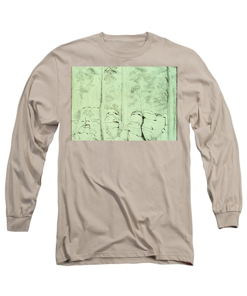 Council Of The Elders Long Sleeve T-Shirt