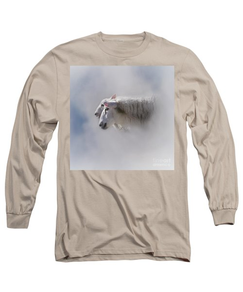 Counting Long Sleeve T-Shirt