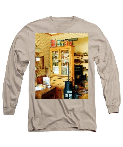 Country Kitchen Sunshine IIi Long Sleeve T-Shirt