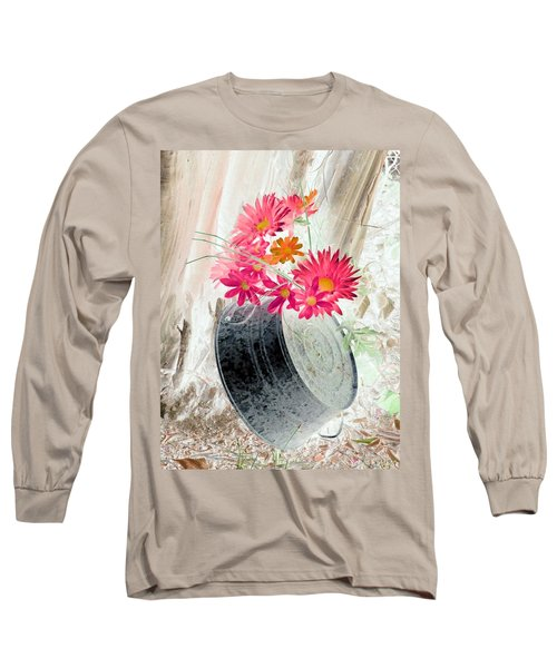 Country Summer - Photopower 1499 Long Sleeve T-Shirt