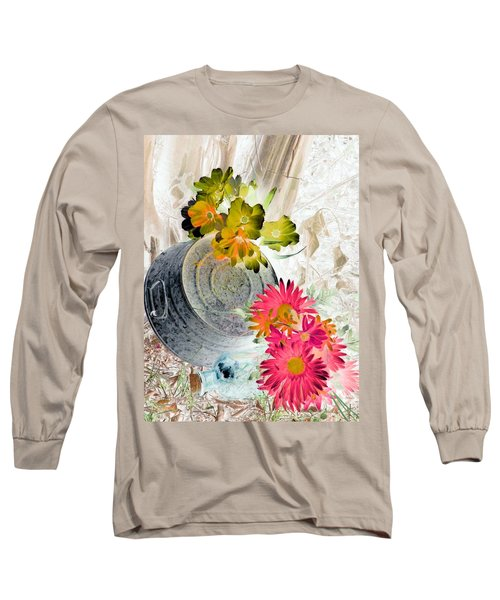 Country Summer - Photopower 1509 Long Sleeve T-Shirt