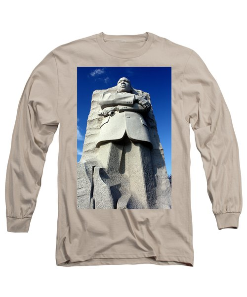 Long Sleeve T-Shirt featuring the photograph Courage by Suzanne Stout
