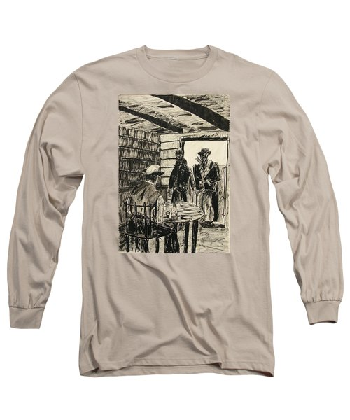 Cowboys Long Sleeve T-Shirt