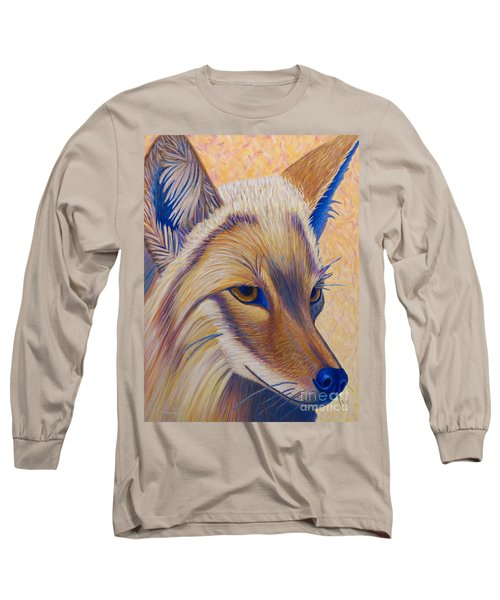 Coyote Summer Long Sleeve T-Shirt