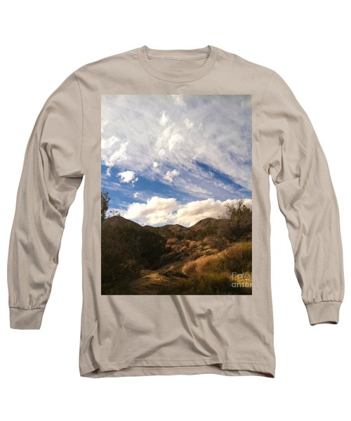 Coyote Wash Dressed Up Long Sleeve T-Shirt