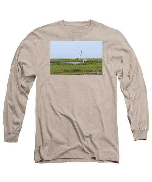 Crabber Long Sleeve T-Shirt