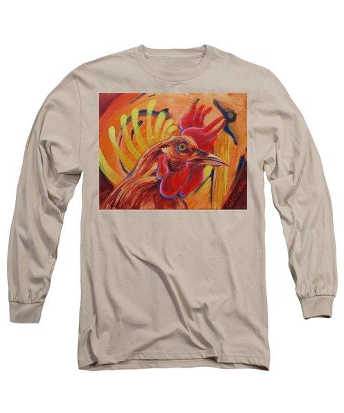Crack Of Dawn Long Sleeve T-Shirt