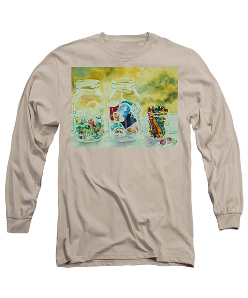 Craft Room Pickles Long Sleeve T-Shirt
