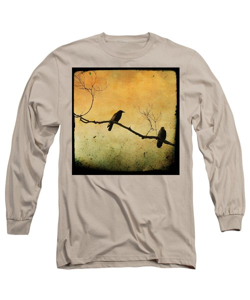 Crowded Branch Long Sleeve T-Shirt