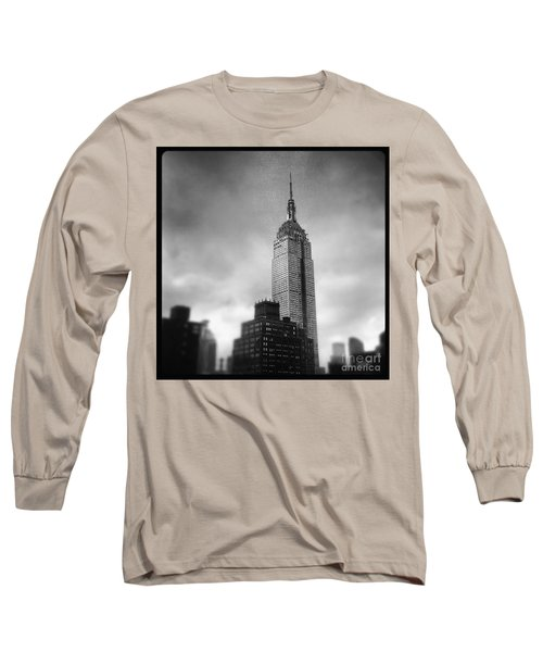 Crushed Twice Long Sleeve T-Shirt