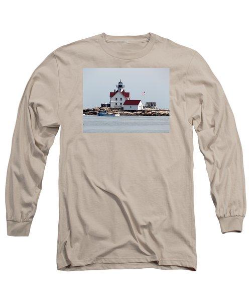 Cuckholds Lighthouse Long Sleeve T-Shirt