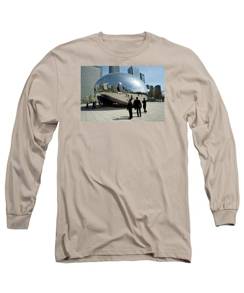 Curved Perception Long Sleeve T-Shirt