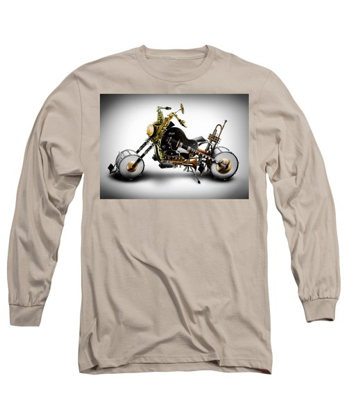 Custom Band II Long Sleeve T-Shirt