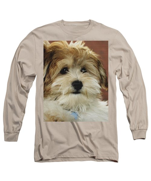 Long Sleeve T-Shirt featuring the photograph Cutie Pie by James C Thomas
