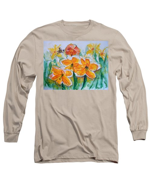 Daffies Long Sleeve T-Shirt